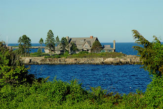 Walker's Point in Kennebunkport