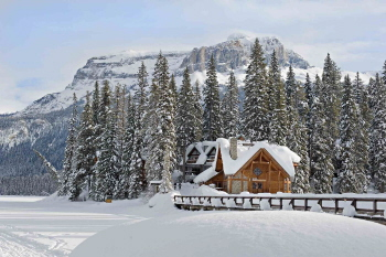 best winter lodges