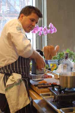 The Cotswold Chef, Rob Rees