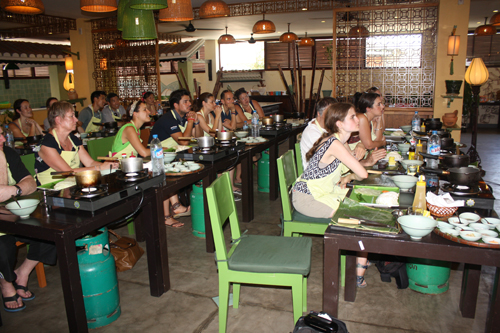 cooking schools in Vietnam