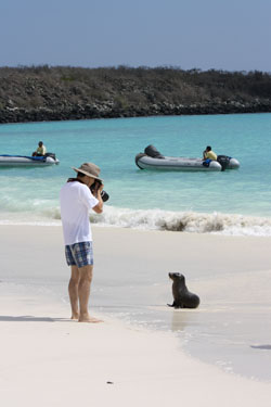 travel consultants, galapagos islands