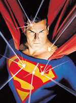 Alex Ross, Mythology: Superman, 2005, courtesy of the artist, SUPERMAN, ™ & © DC Comics. Used with permission.